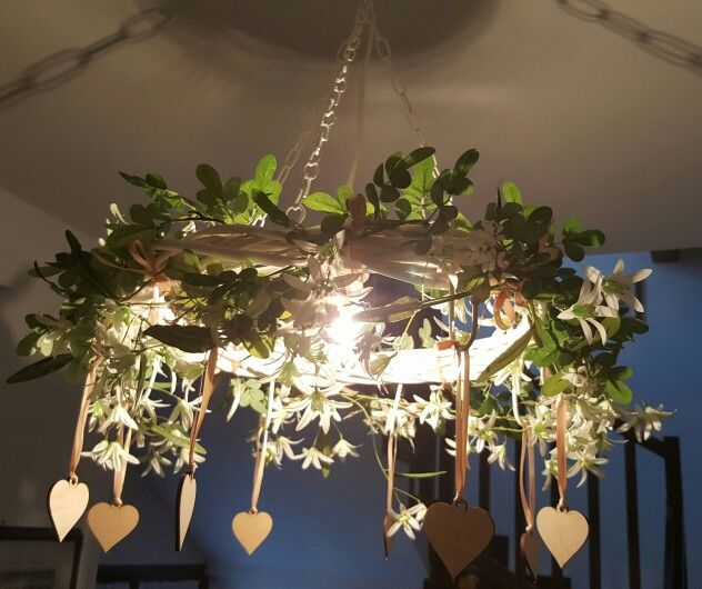 Più di 25 fantastiche idee su Lampadario Fai Da Te su Pinterest  Vasi rustici in muratura ...