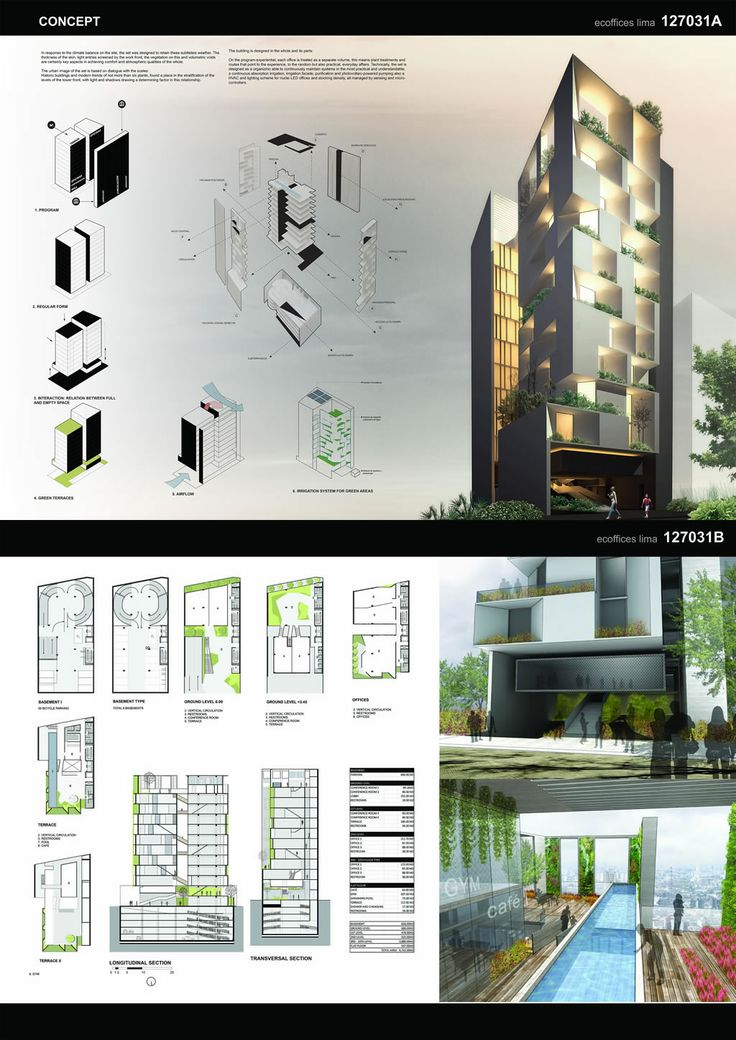 Pin de fer hassany mtz en arq pinterest laminas for Laminas arquitectura