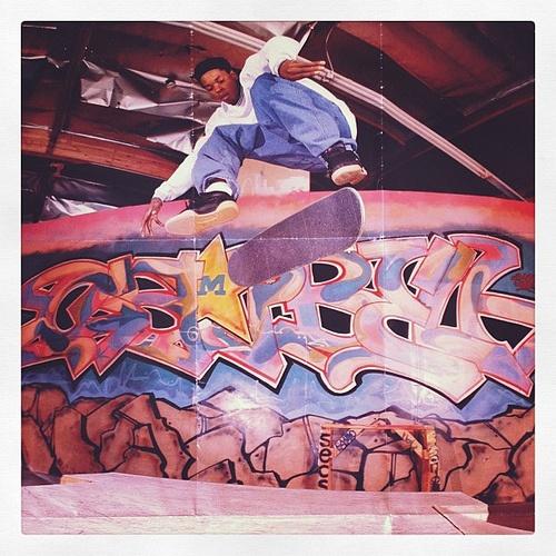 Kareem Campbell no gravity