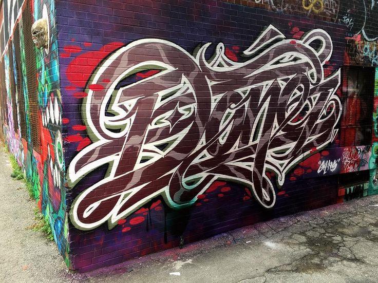 """101 Me gusta, 1 comentarios - Cheech (@cheechandbong) en Instagram: """"#toronto #graffiti"""""""