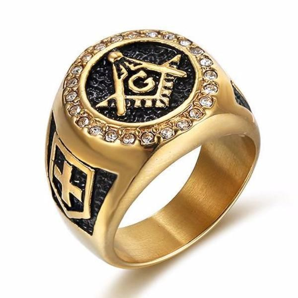 Pin On Masonic Ring