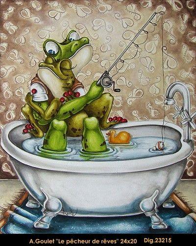 ‿✿⁀°•.Froggies °•.‿✿⁀