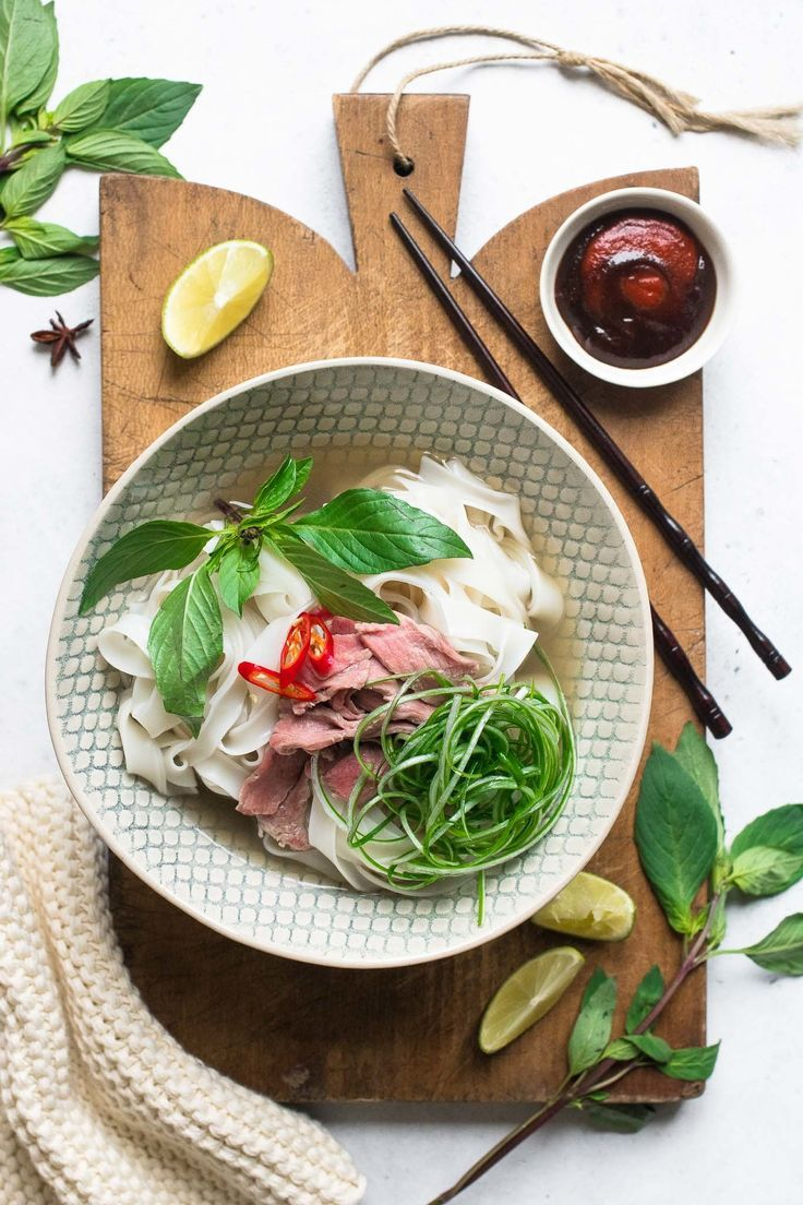 Vietnamese Pho Recipe With Step By Step Photos Eat Little Bird Recipe Beef Recipes Beef Pho Recipes