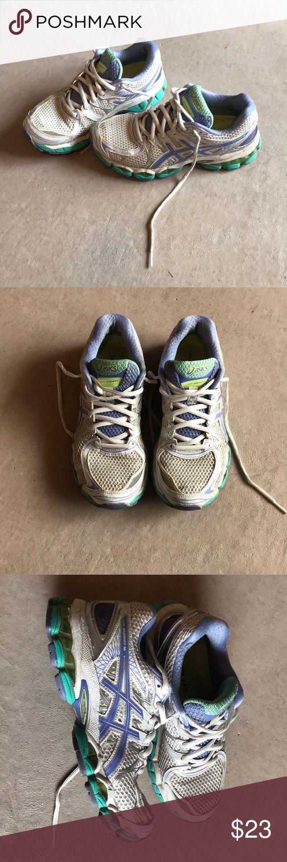 ASICS running shoes! Women's 6.5 ASICS Gel-nimbus 16 Asics Shoes Sneakers