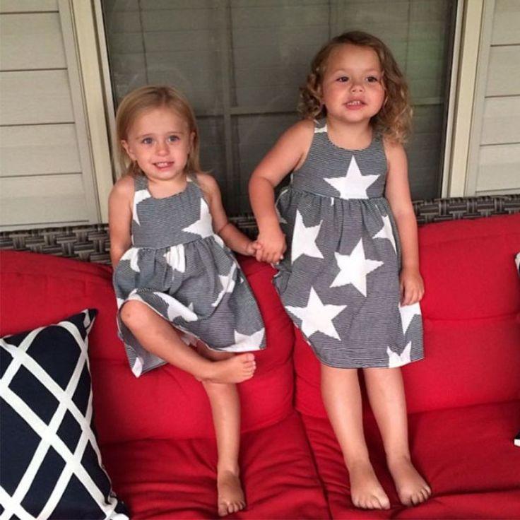 $4.32 (Buy here: https://alitems.com/g/1e8d114494ebda23ff8b16525dc3e8/?i=5&ulp=https%3A%2F%2Fwww.aliexpress.com%2Fitem%2FSummer-Baby-Girls-Dresses-Kids-Girls-Casual-Sleeveless-Beach-Sundress-Star-Printed-Stripe-Party-Dress%2F32795621095.html ) Summer Baby Girls Dresses Kids Girls Casual Sleeveless Beach Sundress Star Printed Stripe Party Dress for just $4.32