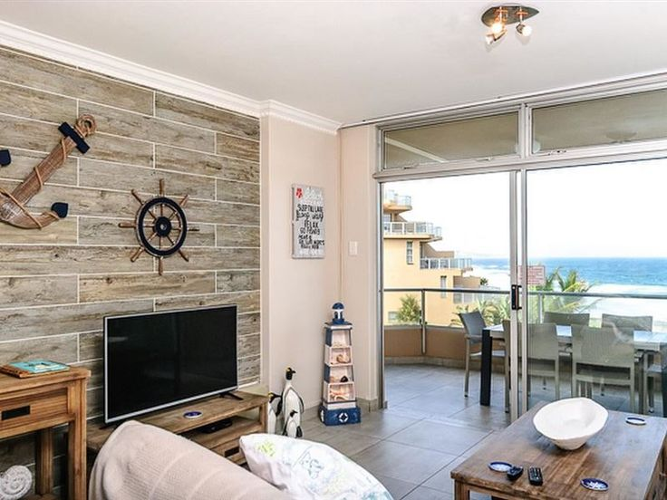 205 Les Mouettes - 205 Les Mouettes is a luxury self-catering apartment situated in a secure complex in Ballito. Ideal for guests looking for comfortable accommodation with lovely sea views, close to a host of facilities.  The ... #weekendgetaways #ballito #southafrica
