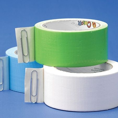 Paperclip on end of tape roll... would save so much time!