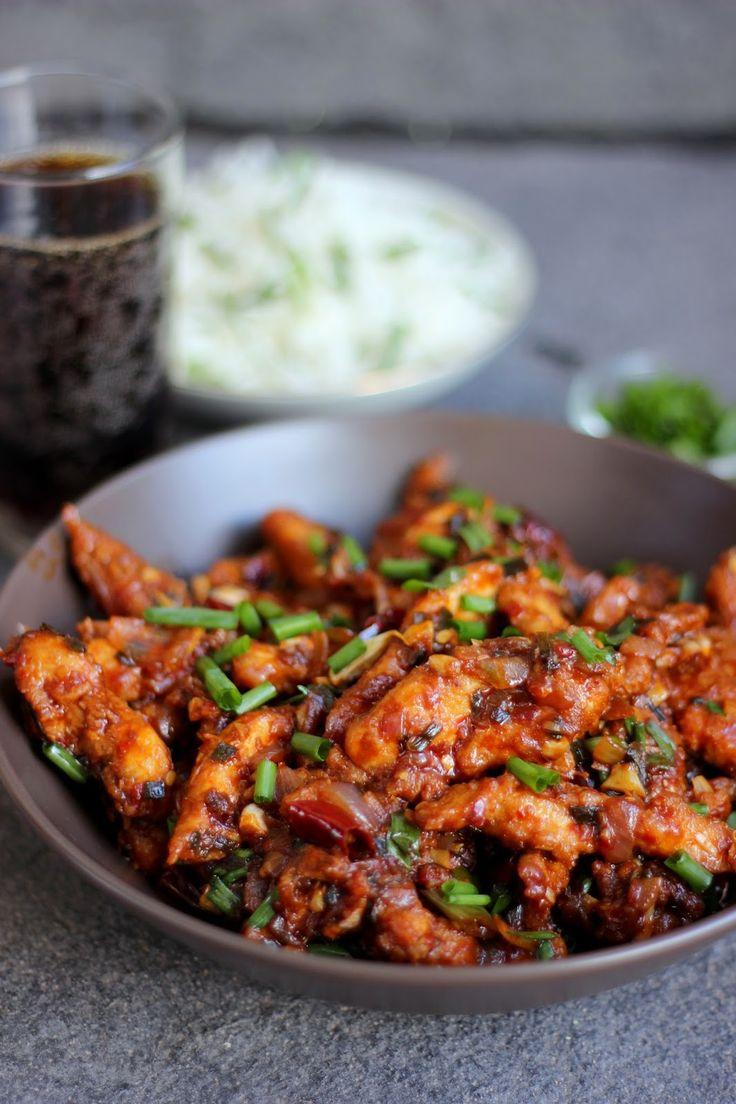 A Bit of This and A Bit of That: Szechuan Chicken