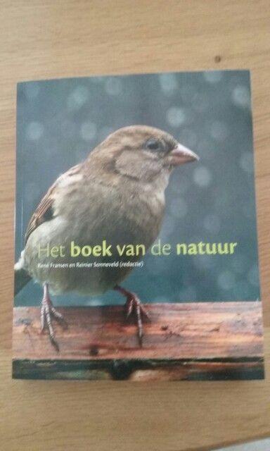 Boek natuur