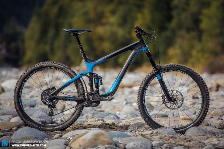 Giant Reign Advanced 0 | Enduro Mountainbike Magazine.