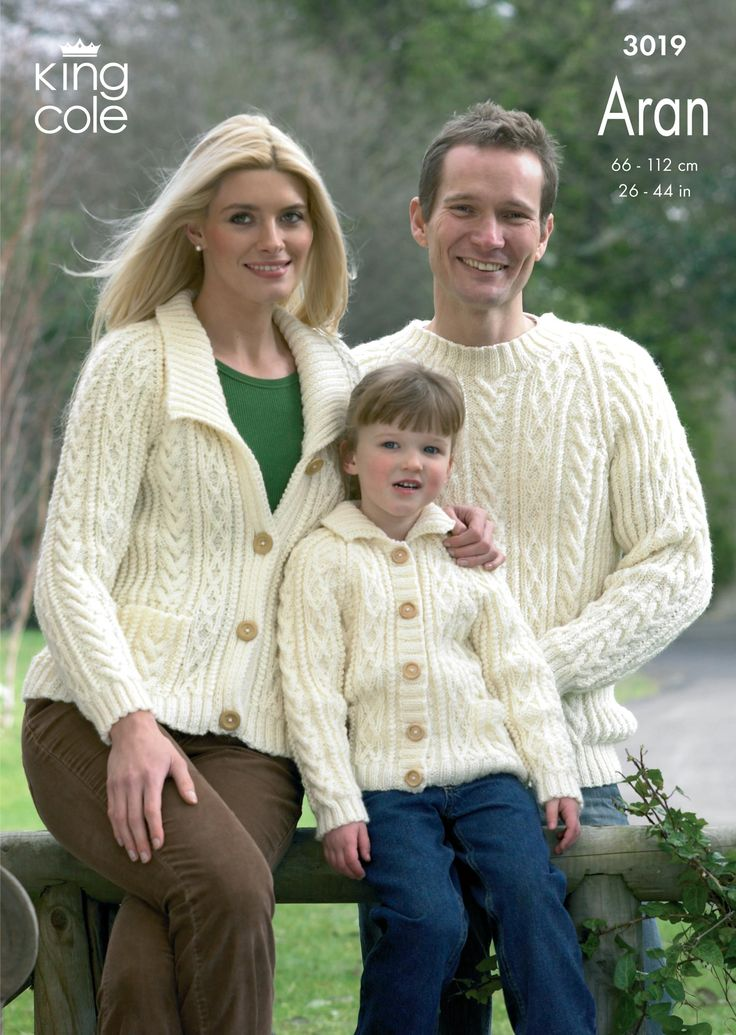 3019 | Knitting Pattern | Sweaters and Cardigan 4