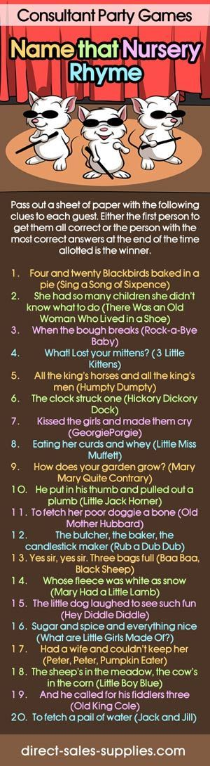 Nursery Rhyme Games & great game for my dancing school this year! southhilldesigns.com/caraprester denvilledance.com