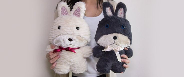 Meet Mr & Mrs Nibble, a pair of cute bunnies with a fascinating love-story. Checkout www.awakenthetoys.com.au and read the blog to find out the story.