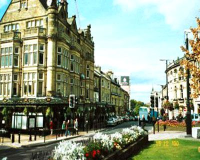 Harrogate, North Yorkshire, England: Adorable town straight out of a postcard.