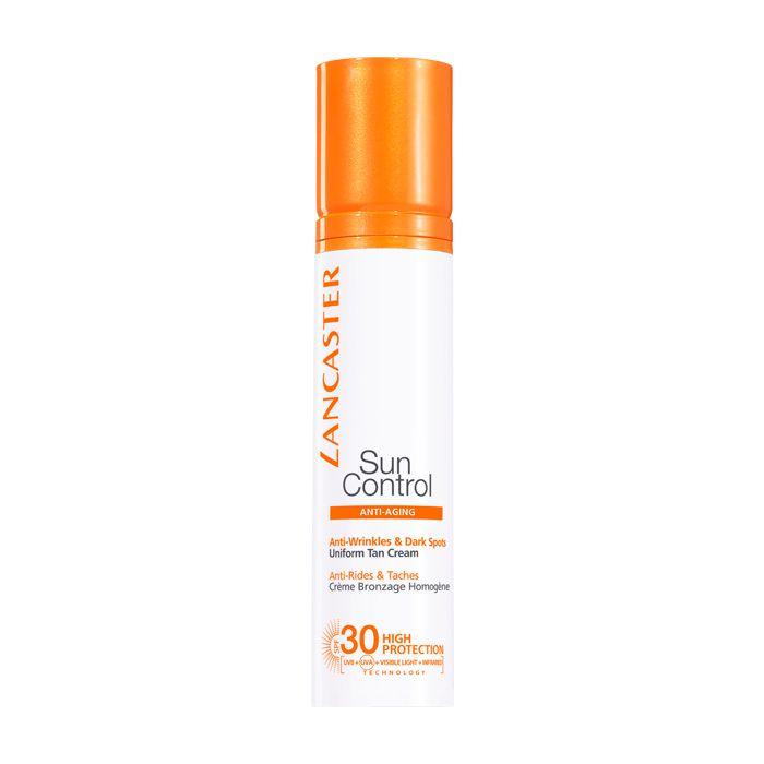 parfuemerie.de Lancaster Sun Control Anti-Aging Uniform Tan Cream SPF 30 (50 ml): Category: Pflege > Sonnen > Sonnepflege >…%#kosmetik%
