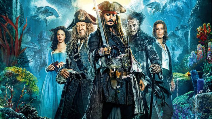Watch Pirates of the Caribbean Dead Men Tell No Tales Full Movie Online   123Movies