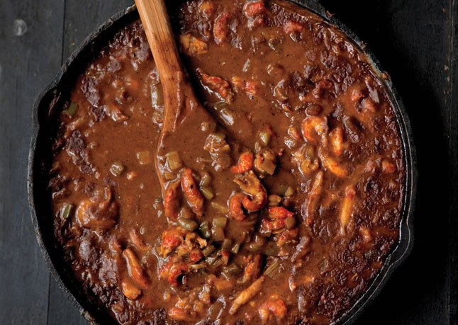 Crawfish Gravy The foundation of this étouffée-like dish is a brown ...