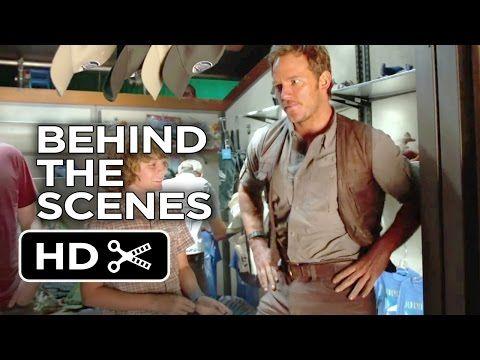 Jurassic World Behind the Scenes - Slap Happy (2015) - Chris Pratt Movie HD - YouTube