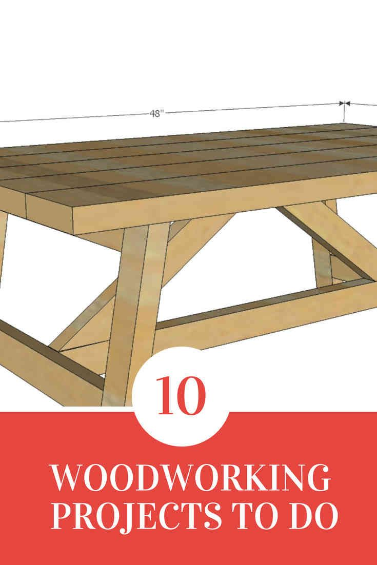 Home Projects Do It Yourself Woodworking Project Ideas