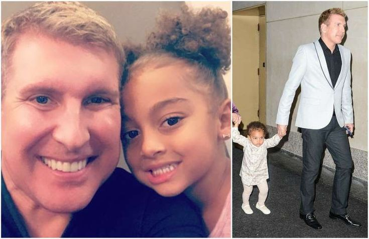 Family of Todd Chrisley the Patriarch of the Chrisley