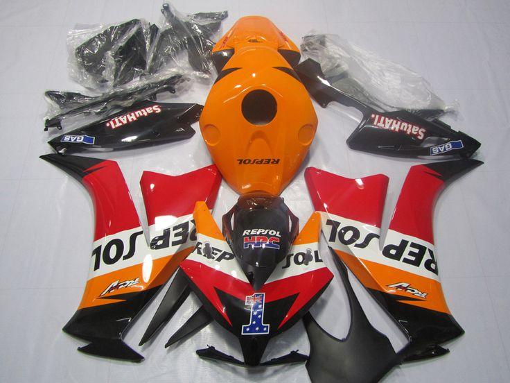 Complete Fairing Kit body for Honda CBR-1000RR. #MotorcycleFairingKit