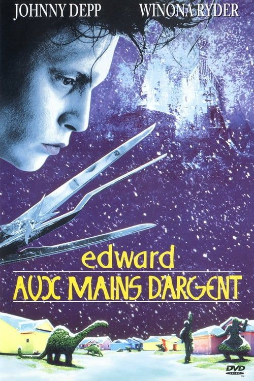 Watch Edward Scissorhands Full-Movie