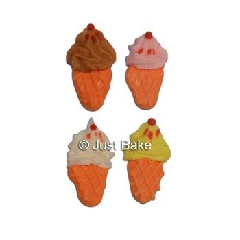 Ice Cream Cupcake Decorations