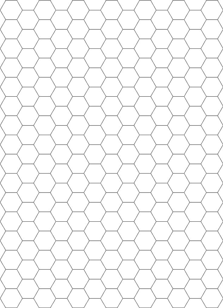 210 best Hexagon tips\/ patronen images on Pinterest Hexagons - octagon graph paper