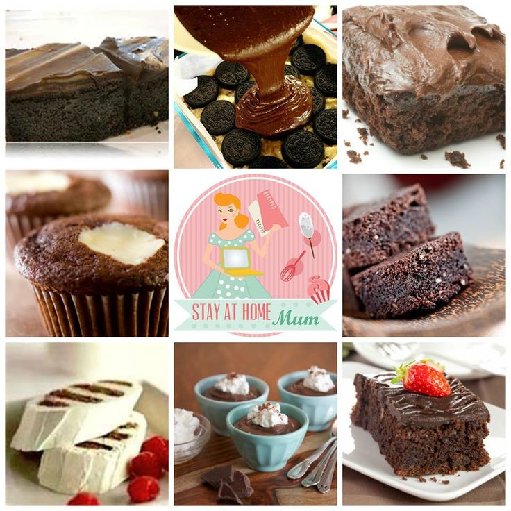 Chocolate Recipes   Stay at Home Mum