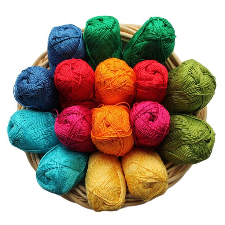 Regenbogen Babydecke Crochet Along: Unseren ersten CAL mache ich mit meiner Blogger-Kollegin Carina von Häkelmonster.com. Die Antworten zu allen Fragen: