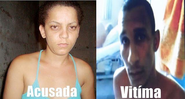 Mulher de 24 anos cortou o pênis do marido em Cachoeiro de Itapemirim no sul do Espírito Santo. ...