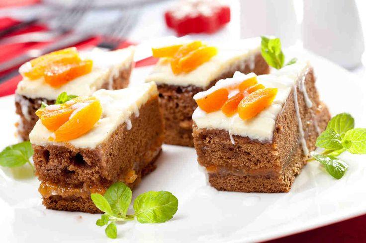 Piernik morelowy z imbirową białą czekoladą. #piernik #bialaczekolada #czekolada #chocolate #deser #smacznastrona