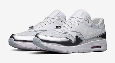 NEW Women's AirMax 1 Ultra Serena Williams Qs White-Platinum 829722-101 SZ 8 Clothing, Shoes & Accessories:Women's Shoes:Athletic