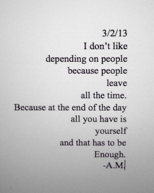That is so true and so far that is all that has happen to me
