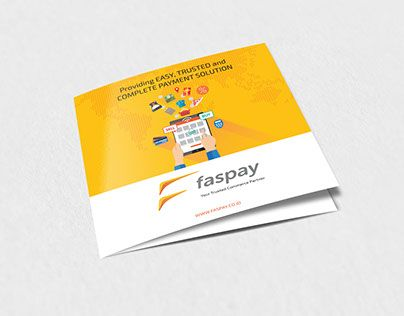 """Check out new work on my @Behance portfolio: """"FasPay Brochure"""" http://be.net/gallery/33311927/FasPay-Brochure"""