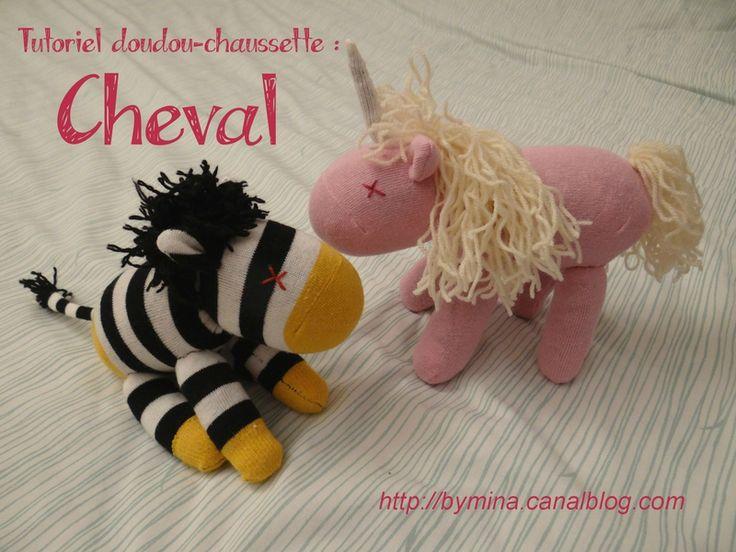 Nouveau tutoriel: Cheval, Zèbre ou Licorne, à vous de choisir!!