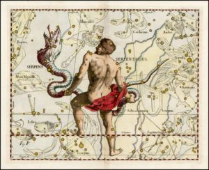 Why is the ancient constellation Ophiuchus so talked about?