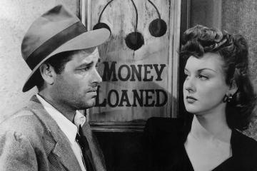 Tom Neale and Ann Savage - Detour (1945) dir: Edgar G. Ullmer.: Toms, Savages, Cinema, Movie
