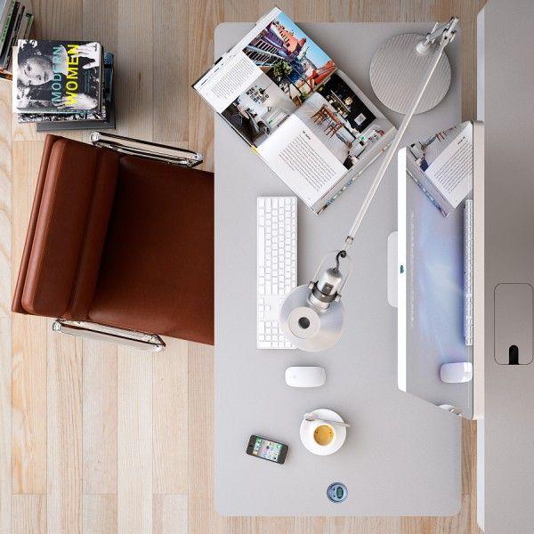 Современные рабочие пространства достаточно велики для совместной работы людей, и в тоже время учитывают их индивидуальный стиль работы. Современные решения рабочих зон от Herman Miller из Industrial Facility and Kembo