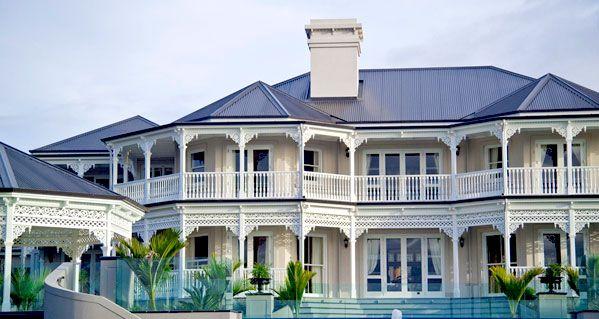Victorian - New Zealand ~ Bungalow & Villa