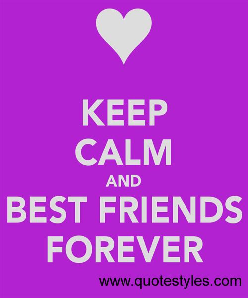 BEST FRIENDS FOREVER-FRIENDSHIP QUOTES