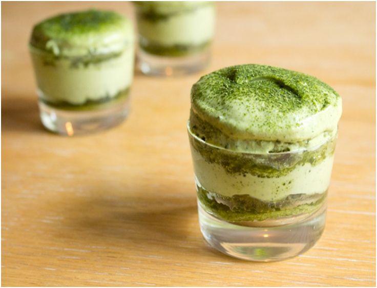 Healthy Matcha (Green Tea) Desserts   SweetCravings   Pinterest