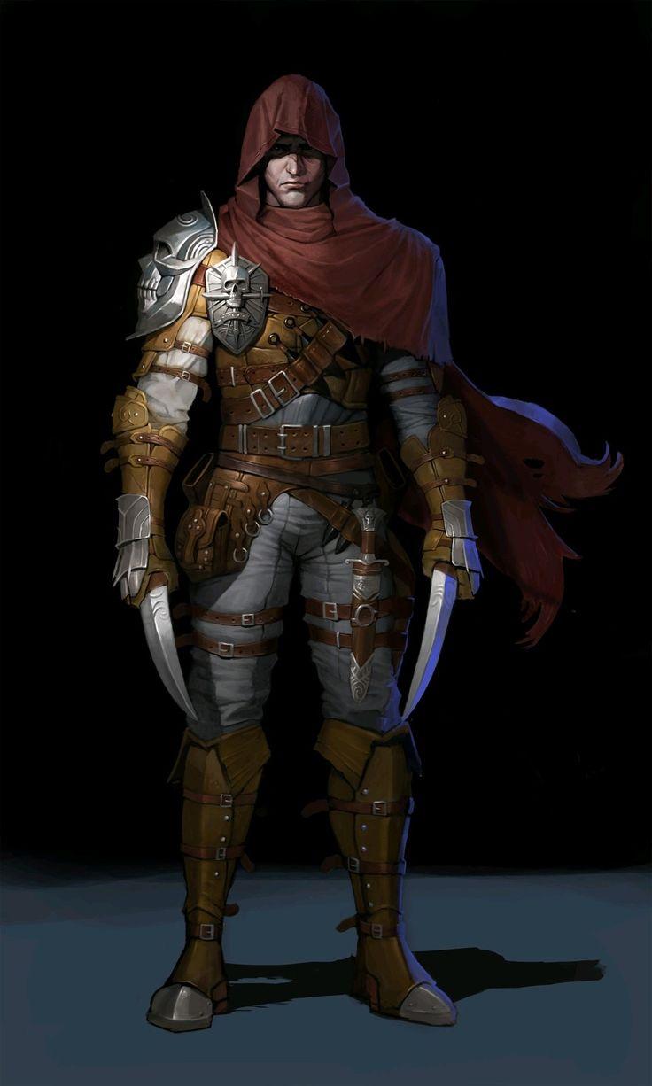 Rogue fighter ranger