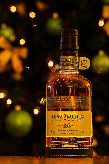 Longmorn 16 y/o Single Malt Scotch Whisky.