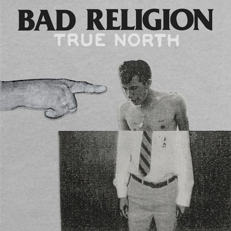 Bad Religion - True North on LP + CD (Awaiting Repress)