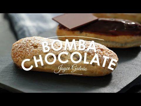 Bomba de Chocolate | Essência 01 #chocolate - YouTube