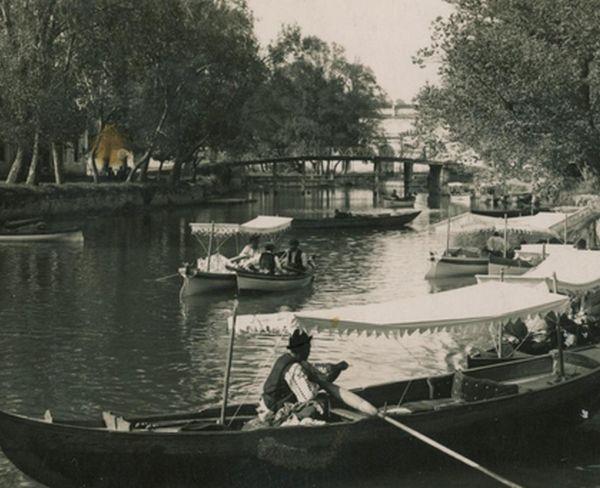 Bir zamanlar İstanbul... Kurbağalıdere (tarih ?)