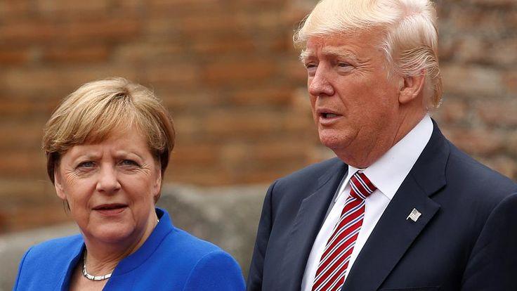 [Euronews]: Μέρκελ- Τραμπ: Διαξιφισμών συνέχεια | http://www.multi-news.gr/euronews-merkel-tramp-diaxifismon-sinechia/?utm_source=PN&utm_medium=multi-news.gr&utm_campaign=Socializr-multi-news