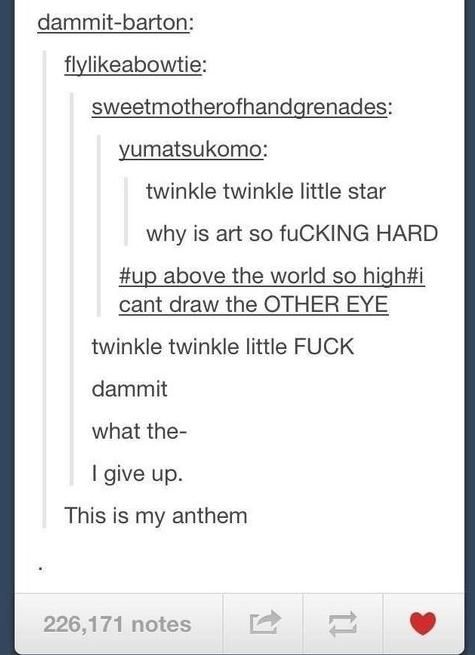 how to say twinkle twinkle little star backwards