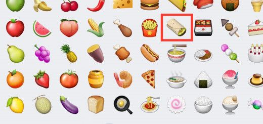 iOS 9.1 finally brings new emoji including cheese burrito and more